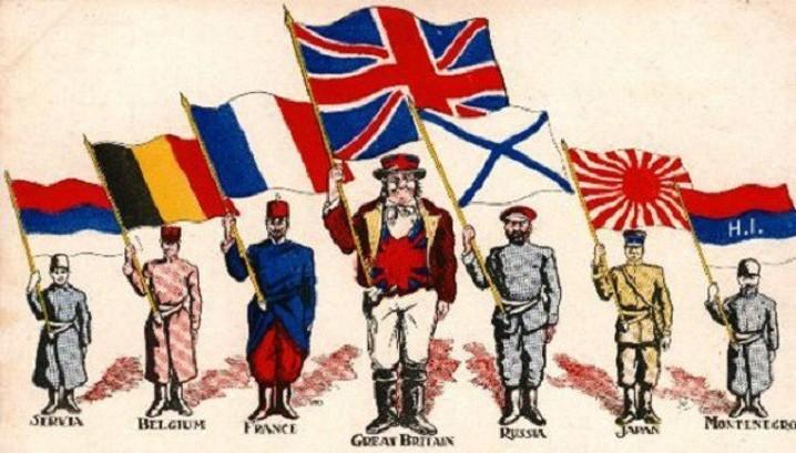 Национализм растет и видоизменяется