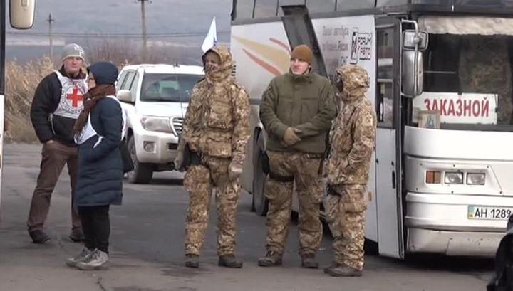 Представители Украины и Донбасса обменялись списками пленных