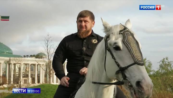 Страницу Кадырова на Facebook заняло уральское турагентство
