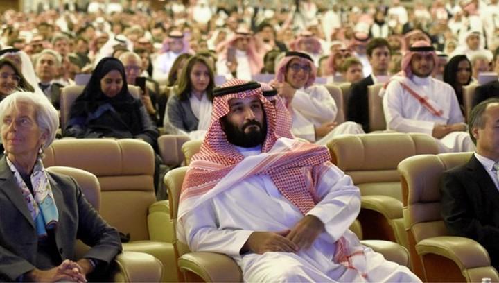 Человек года - принц Мохаммед бин Салман