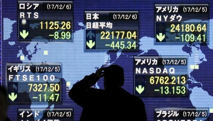 Рынки акций Азии завершают 2017 год ростом