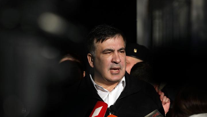 Саакашвили выдворили в Польшу по реадмиссии