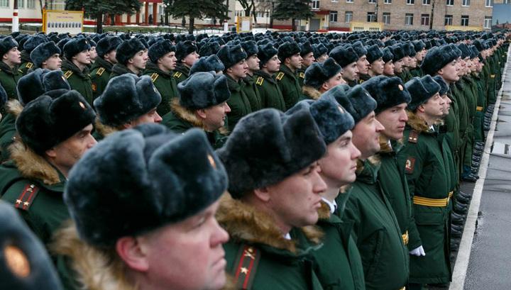Россия не возродила армию, а создала заново