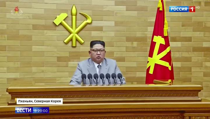 КНДР жмет на ядерную кнопку и едет на Олимпиаду