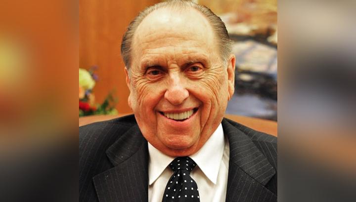 В США умер главный мормон