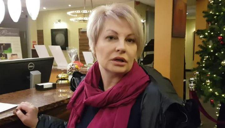 Корреспондента ВГТРК Ольгу Курлаеву поместили в рижский СИЗО