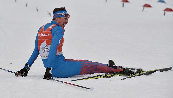 Протест сборной России на поведение лыжника Клебо отклонен