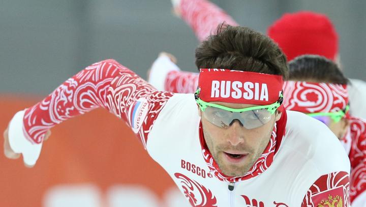 Конькобежец Румянцев занял второе место на этапе Кубка мира