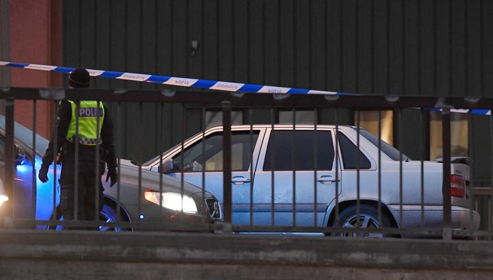 Умер один из пострадавших при взрыве у метро в Стокгольме