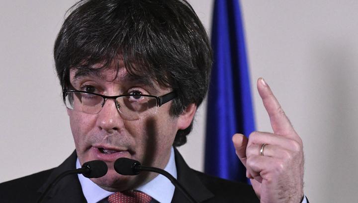 Пучдемон рассказал о несостоявшейся сделке с Мадридом
