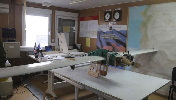 Российские войска ПВО отбили атаку дронов на базы Хмеймим и Тартус
