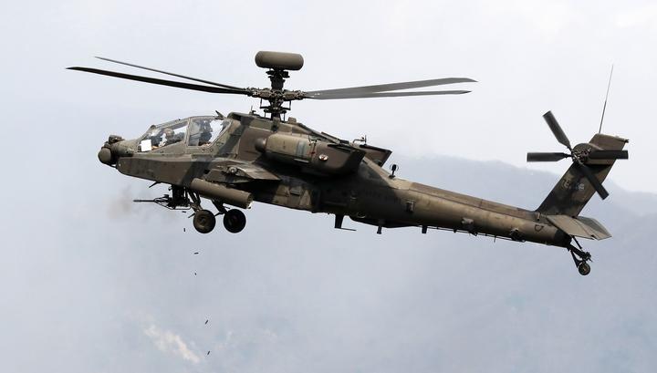 Американские вертолеты несут угрозу японцам