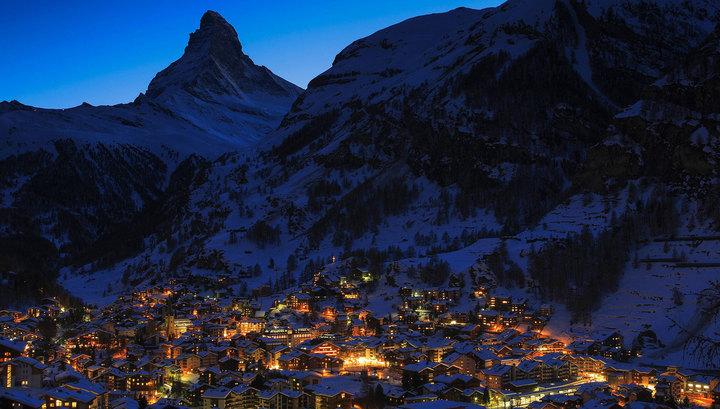 В Альпах заблокированы 13 тысяч человек. Россияне там точно есть