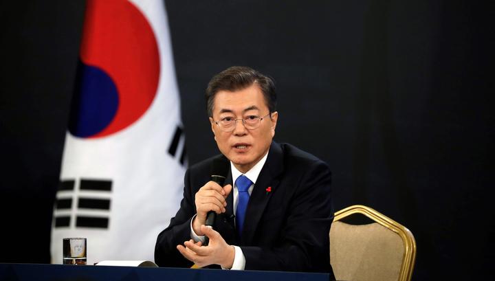 Президент Южной Кореи: ожидать проведения межкорейского саммита пока рано