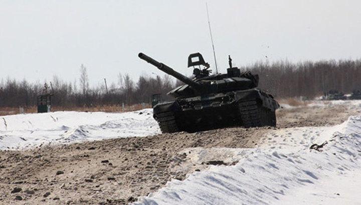 Российская армия начинает массовые закупки обновленного Т-72
