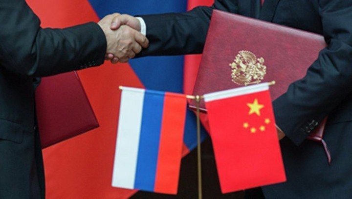 Товарооборот России и Китая вырос до $84 млрд