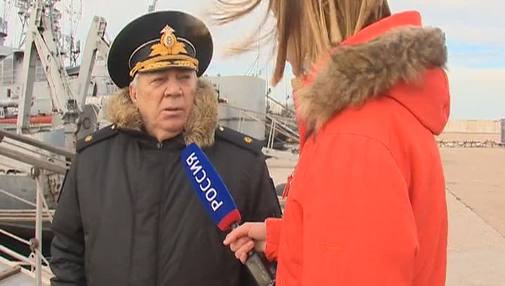 Контр-адмирал Соловьев: украинские корабли в Крыму выглядят убого