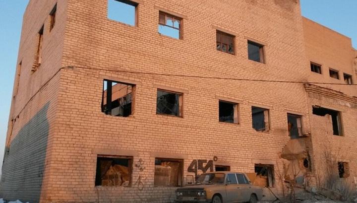 Обрушение котельной в Копейске: под завалами могут быть люди