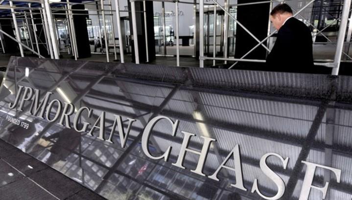 Прибыль JPMorgan превысила прогноз в IV квартале