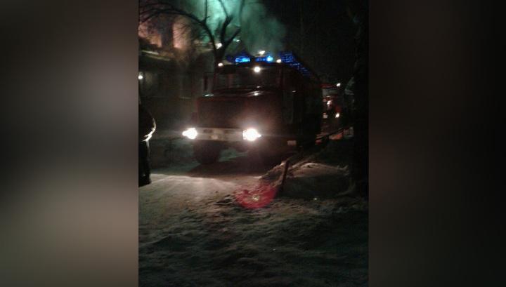 Взрыв с пожаром в Омске: число раненых возросло до восьми