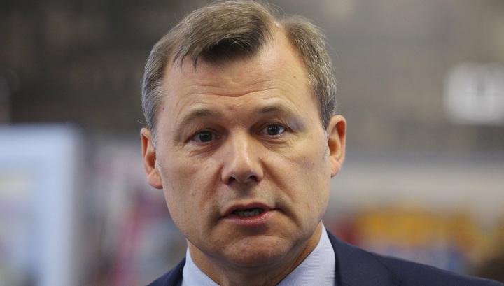 Снят арест с 95 миллионов Страшнова