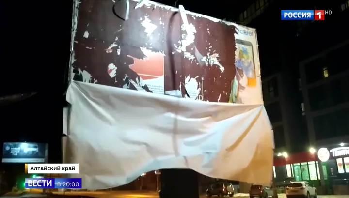 Сорванные крыши и поваленные ёлки: по всей России бушуют ураганы
