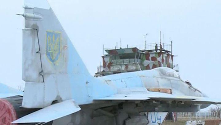 Романенко: военная техника из Крыма может быть заминирована