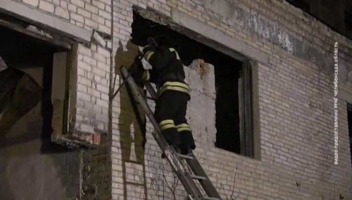 Под Челябинском рухнула котельная, погибли два человека