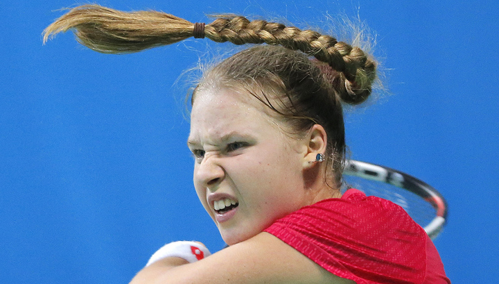 Australian Open. Анна Блинкова в финале квалификации