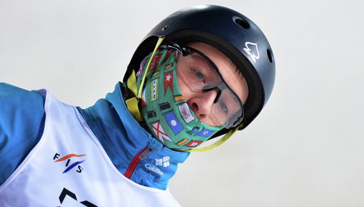 Буров стал обладателем Хрустального глобуса в лыжной акробатике