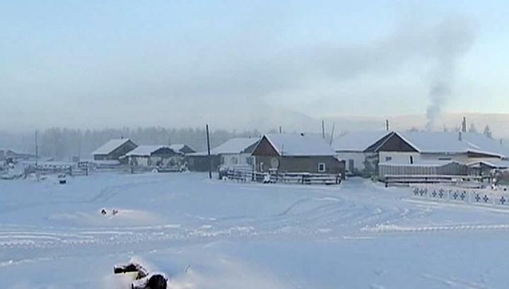 Страшные морозы в Якутии привели к гибели людей