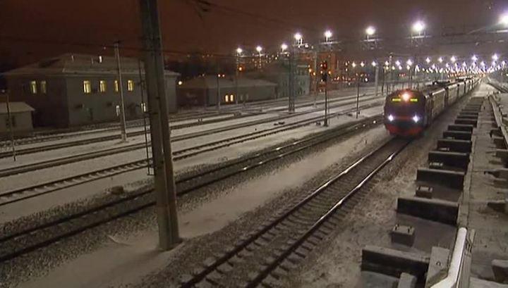 Повторный сбой движения: между станциями Одинцово и Кунцево встали электрички