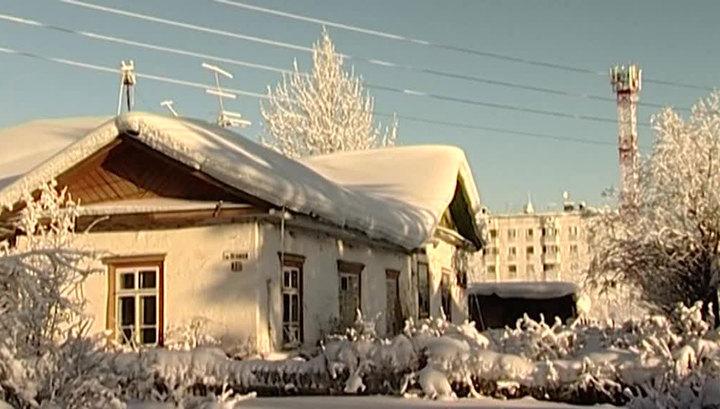 Русские морозы: на Таймыре минус 40, в Якутии - минус 65