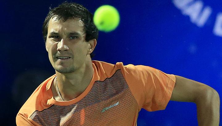 Россиянин Донской с победы начал теннисный турнир в Нью-Йорке