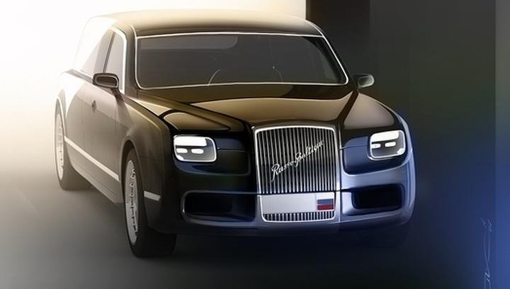 """Названа стоимость автомобилей """"Кортеж"""" для обычных россиян"""