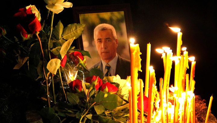 Оливер Иванович был убит шестью пулями
