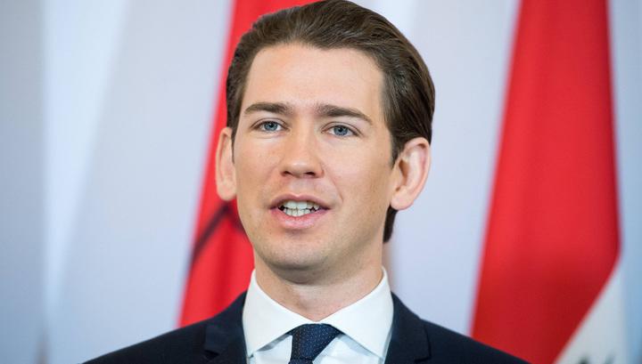 """Себастьян Курц: Австрия продолжит развивать """"Северный поток-2"""""""