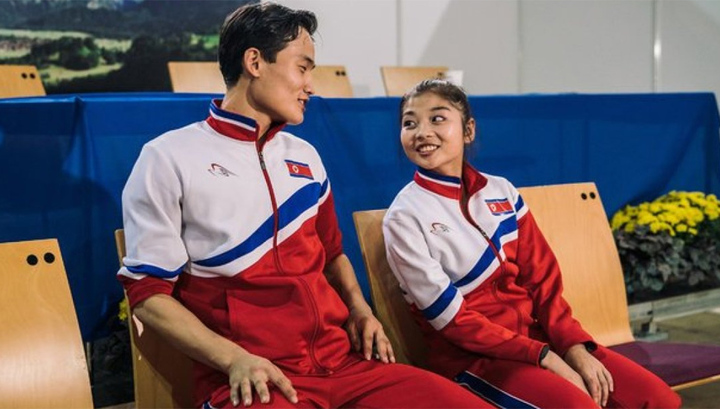 Олимпийцы из КНДР  выступят в четырех вилах спорта