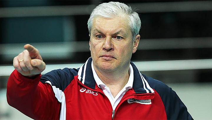 Вадим Панов возглавил женскую сборную России по волейболу