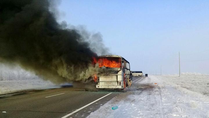 52 погибших: водители сгоревшего автобуса получили по 5 лет