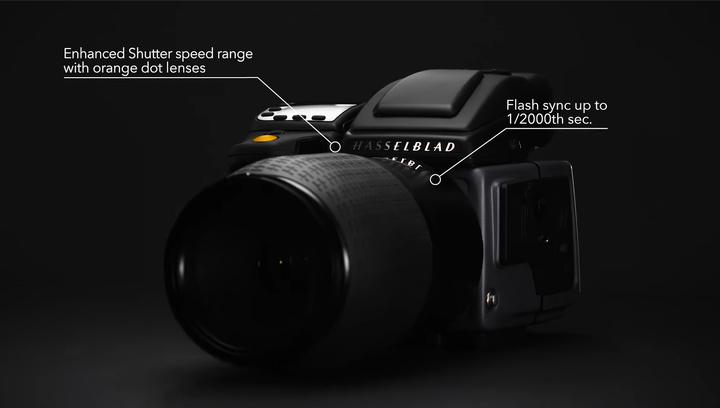 """Новая камера Hasselblad делает фото """"весом"""" 2,4 гигабайта"""