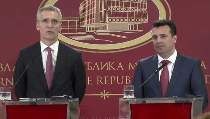 Генсек НАТО осудил убийство сербского политика Ивановича
