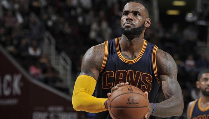ЛеБрон Джеймс установил рекорд Матча звезд НБА еще до игры