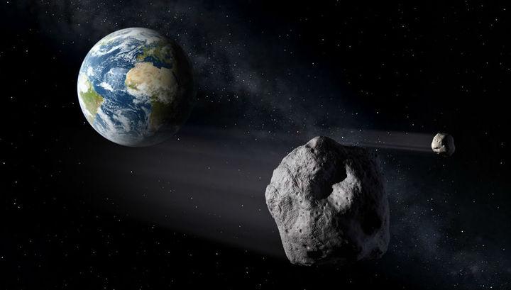 Новая модель оценивает риск падения крупного метеорита в разных частях земного шара.