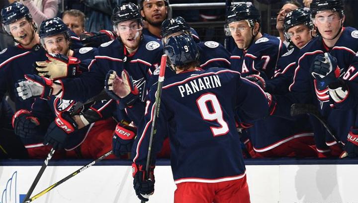 Артемий Панарин лучше всех в НХЛ пробивает буллиты