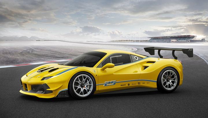 Ferrari выпустит суперкар с самым мощным V8 в истории марки