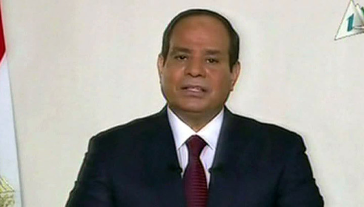 Президент Египта ас-Сиси планирует баллотироваться на второй срок
