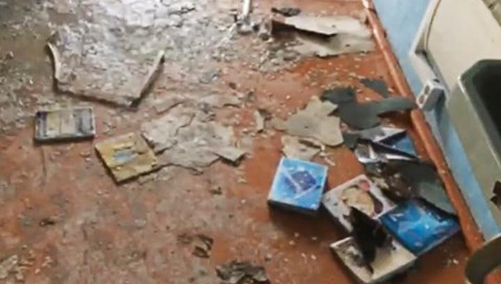 Резня с поджогом: школьник мог изрубить учительницу и детей из-за двойки