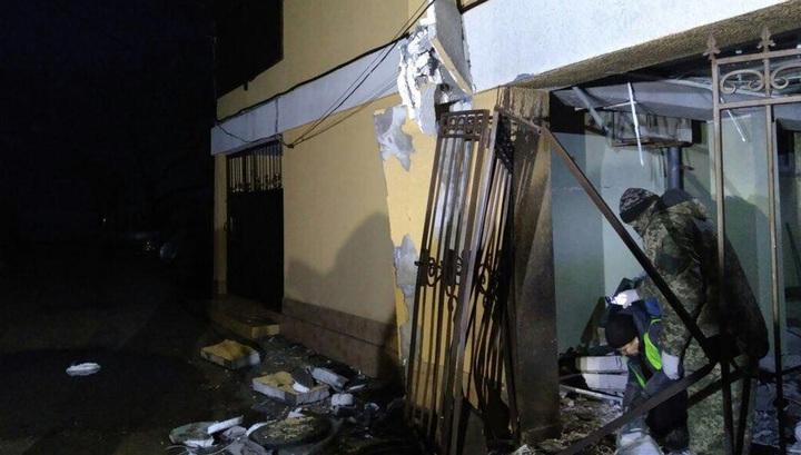 На базе отдыха под Одессой взорвалась бомба