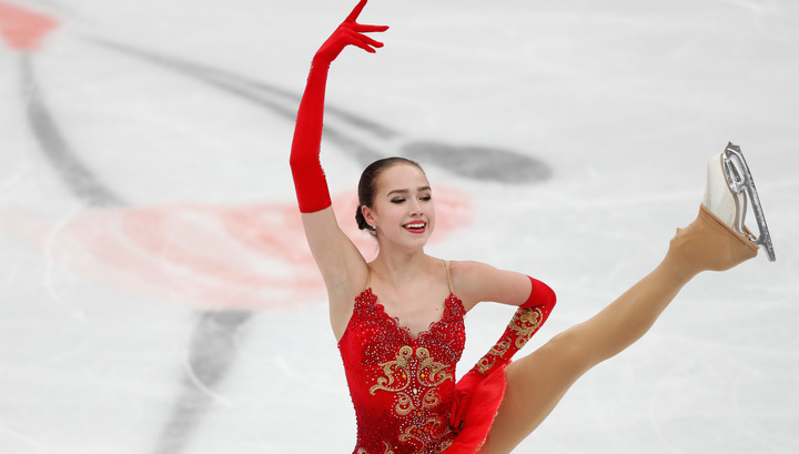 Загитова прокомментировала побитый мировой рекорд